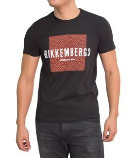 Tshirt Bikkembergs noir - CZ128 0319