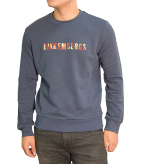 Sweat bikkembergs bleu - CZ1280338