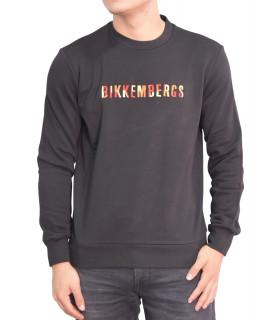 Sweat Bikkembergs noir - CZ1280338