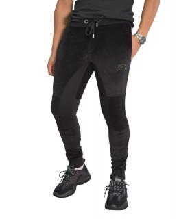 Jogging Philipp Plein noir - MJT1650 PJO002N