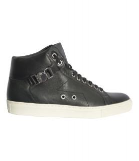 Baskets Versace noir - V900 598