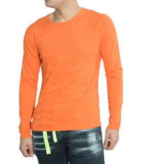 Sweat Just Cavalli orange - S01HA0180
