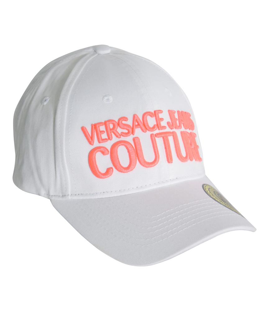 Casquette Versace Jeans Couture blanc - E8GZAK10 - LINEA MAN CAP DIS. 2