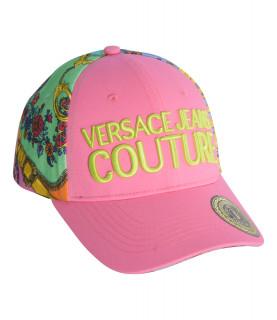 Casquette Versace Jeans Couture rose - E8GZAK11 - LINEA MAN CAP DIS. 6