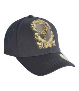 Casquette Versace Jeans Couture MARINE - E8GZBK18 LINEA MAN CAP DIS. 18