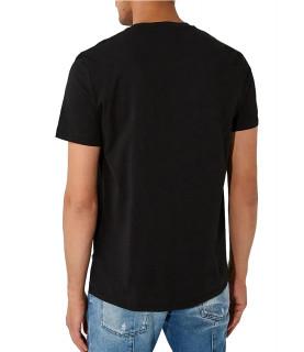 Tshirt Just Cavalli noir - S01GC0501