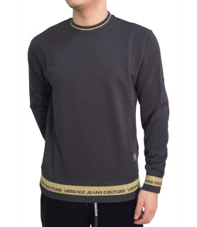 Sweat Versace Jeans Couture noir - B7GZB7PC - ZUM302 5 SHIELD
