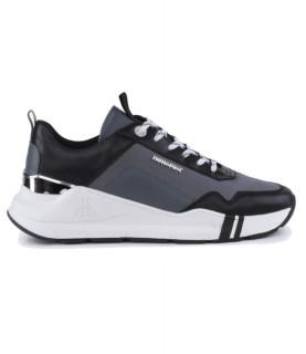 Sneakers Horspist - Concorde Nylon Silver