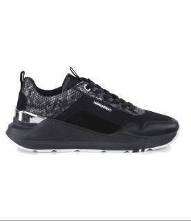 Sneakers Horspist - Concorde Python Noir