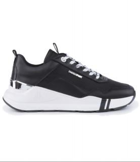 Sneakers Horspist - Concorde Nylon Noir