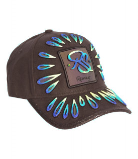 Casquette Redfills - DROP GREENBLUE