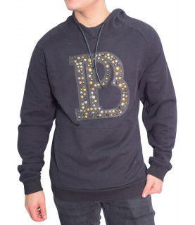 Sweat Balmin noir - HM6388 SN36D