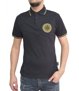 Polo VERSACE JEANS COUTURE B3GZA71T - POLO ZUP621 SLIM 57 EMBRO