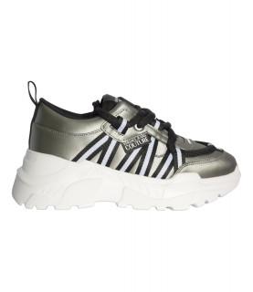 Baskets Versace Jeans Couture gris - E0YWASC3 LINEA FONDO SPEED DIS. 45