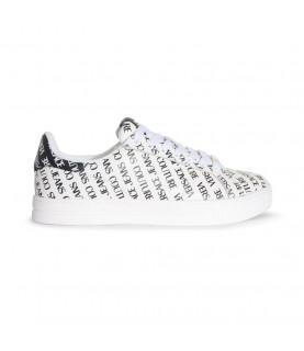 Baskets Versace Jeans Couture blanc - E0YWASK5 LINEA FONDO COURT 88 DIS.24