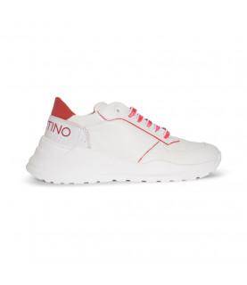 Basket VALENTINO blanc rouge - 91190743 WHITE/RED