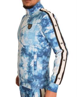 Sweat Horspist bleu - NOA M306 SANTORIN