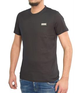 Tshirt Horspist noir - MANATHAN BLACK