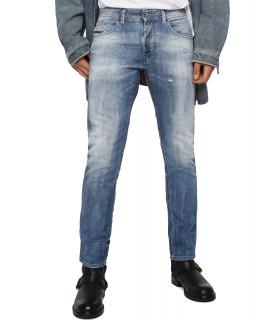 Jeans slim Diesel - Thommer 081AS bleu
