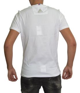 Tshirt Horspist blanc - COGNAC WHITE