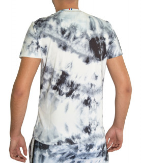 T-shirt HORSPIST blanc - BARTH-M304 CLOUD