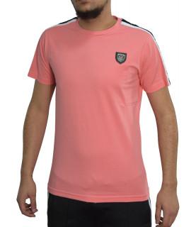 Tshirt Horspist rose - JAN M500 MALABAR
