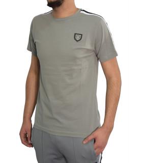 Tshirt Horspist gris - JAN M500 CIMENT