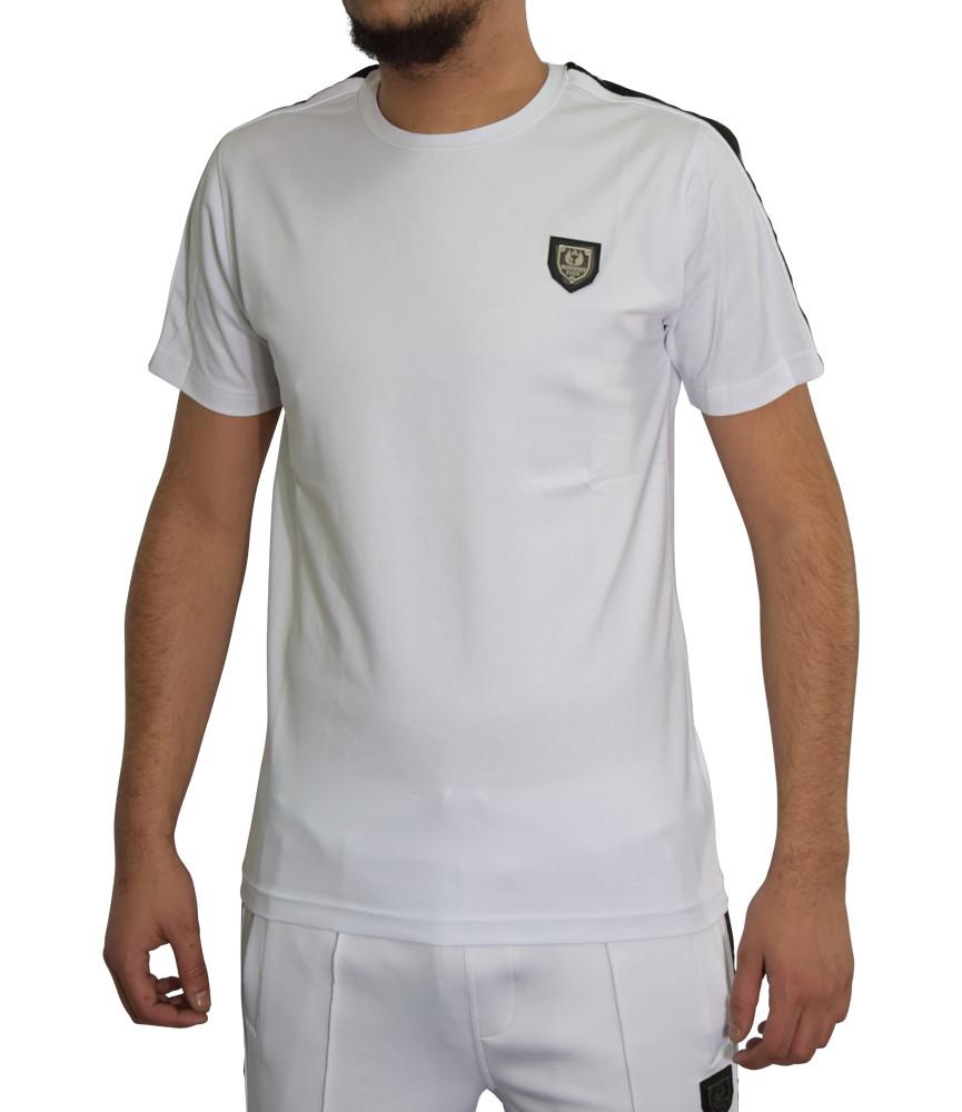 T-shirt HORSPIST blanc - JAN-M500 WHITE
