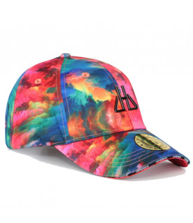 Casquette HORSPIST multi - LONDON VOLCANO
