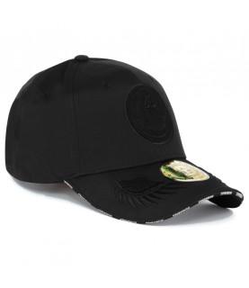 Casquette HORSPIST noir - MAO BLACK