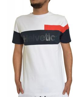 T-shirt HELVETICA blanc - CANON - H500 WHITE