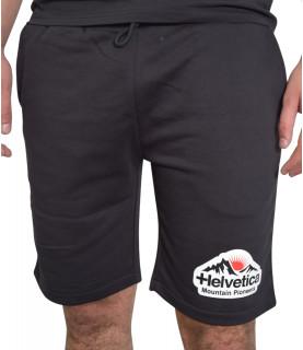 Short HELVETICA noir - WARREN - H300 BLACK