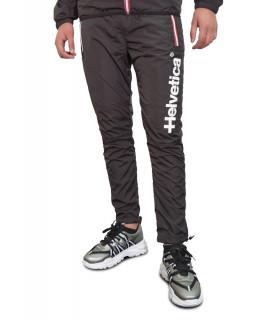 Jogging Helvetica noir - ALBA H100 BLACK