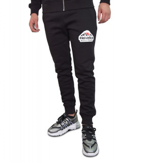 Jogging HELVETICA noir - BRAM - H300 BLACK