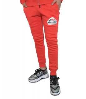 Jogging HELVETICA rouge - BRAM - H300 RED