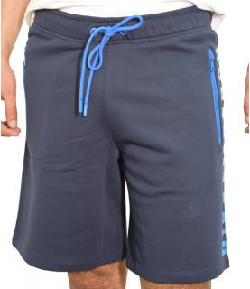 Short BIKKEMBERGS bleu- C1 189 01 M 3875 Y91