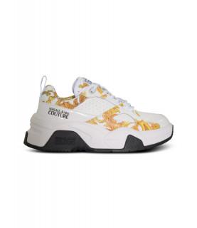 Baskets Versace jeans couture blanche - E0VWASF3 - LINEA FONDO FIRE 1DIS 2