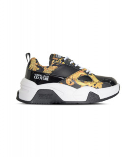 Baskets Versace jeans couture noir - E0VWASF3 - LINEA FONDO FIRE 1DIS 2