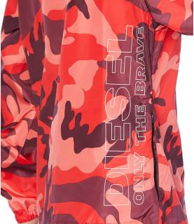 Veste DIESEL rouge - 00SJRU - 0ICAR - E4991