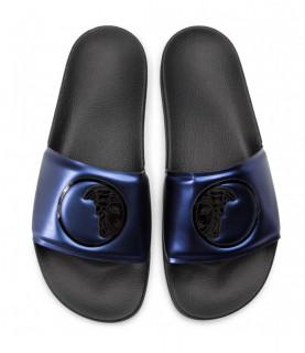 Claquette Versace Collection noir/bleu - V900737