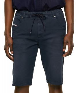Short JoggJeans DIESEL bleu - 00STMV - 0670M - 81E D-KROOSHORT