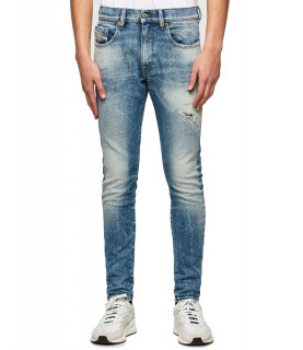 Jeans Diesel bleu - D STRUKT - A02221 009MW 01 RO