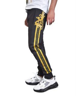 Jogging Versace Jeans Couture noir - A2GWA1F7 - WUP318co PANEL BAROQUE