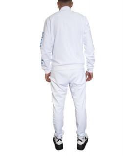 Ensemble survêtement Bikkembergs blanc - C0038 01 M3875 A00
