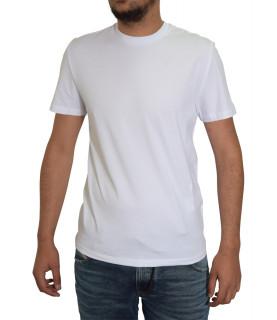 T-shirt BIKKEMBERGS blanc - C 4 110 80 E 1811 A00