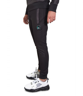 Jogging HELVETICA noir - VECCHIO - H336 BLACK