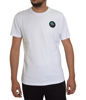 Tshirt Helvetica blanc - AJACCIO H500 WHITE