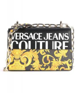 Sac à main Versace Jeans Couture noir - E1VWABG3 LINEA G DIS.3