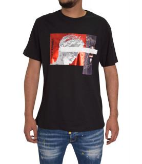 T-shirt VERSACE JEANS noir B3GTB72A