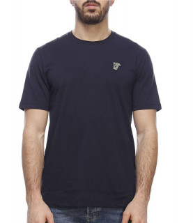 Tshirt Versace Collection marine- V800683R VJ00180 v9053